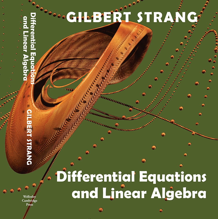 Differential Equations and Linear Algebra textbook cover